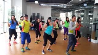 Zumba Bailan Rochas y Chetas- Nene Malo by Honduras Dance Crew