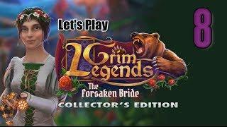 Grim Legends: The Forsaken Bride CE [08] w/YourGibs - SECRETS HIDDEN WITHIN WINDMILL