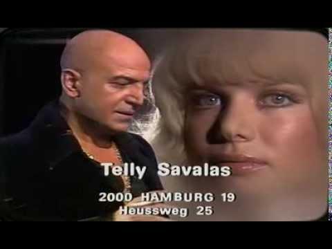 Telly Savalas  If 1975