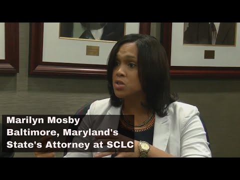 SCLC Today Marilyn Mosby