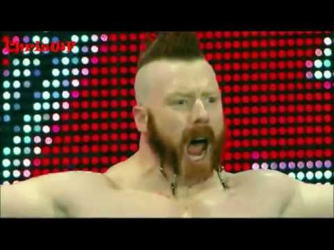 "WWE Sheamus 5th & NEW Theme Song ""Hellfire"" 2015"