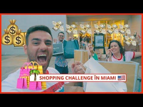 Shopping Challenge în Miami! (reduceri și prețuri incredibile) | Daily Vlog