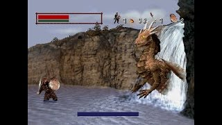 Dragonheart: Fire & Steel ... (PS1) 60fps