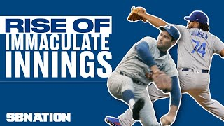 Immaculate innings are a rare and wonderful baseball treat