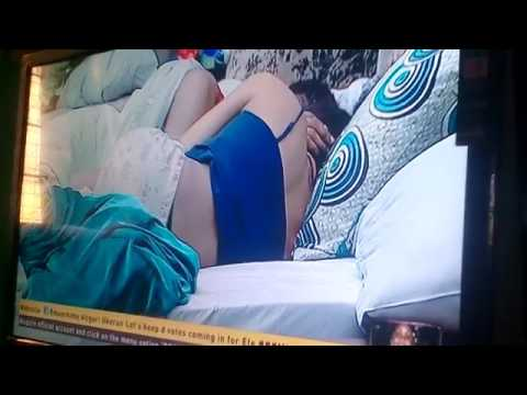 TBOSS tries to S33x with MIYONCE Big brother Naija 2017