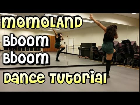 MOMOLAND (모모랜드) _ BBoom BBoom (뿜뿜) FULL DANCE TUTORIAL