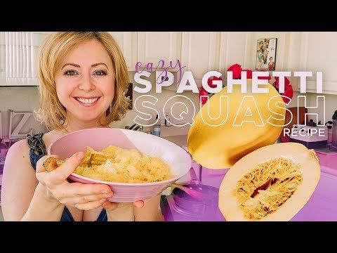 Easy & Delicious Spaghetti Squash Recipe