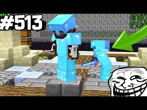 Sneaking Into A Claimed Base!   Minecraft FACTIONS #513