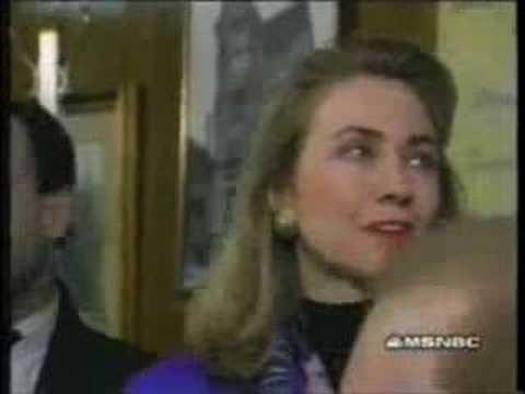 Hillary Clinton on