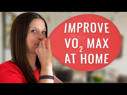 How to IMPROVE Your VO2 Max AT HOME | 4 Key Workouts To Increase Cardiovascular Fitness