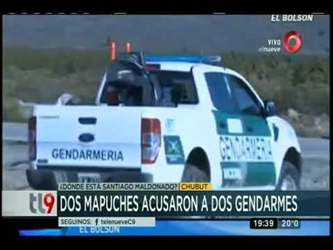 Testigos declararon que la gendarmería se llevó a Santiago Maldonado