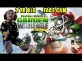 2 Yr Old plays Plants vs. Zombies! Lightcore Chase does Garden Warfare - FACE CAM Gameplay