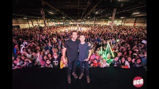 Tom Holland & Jake Gyllenhaal at ACE Comic Con in Rosemont (12/10/19)