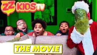 Grinch Dude The Movie! ZZ Kids TV