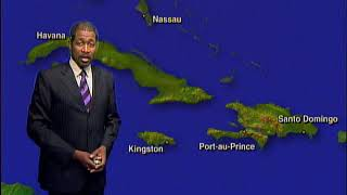 Caribbean Travel Weather - Wednesday September 19th 2018