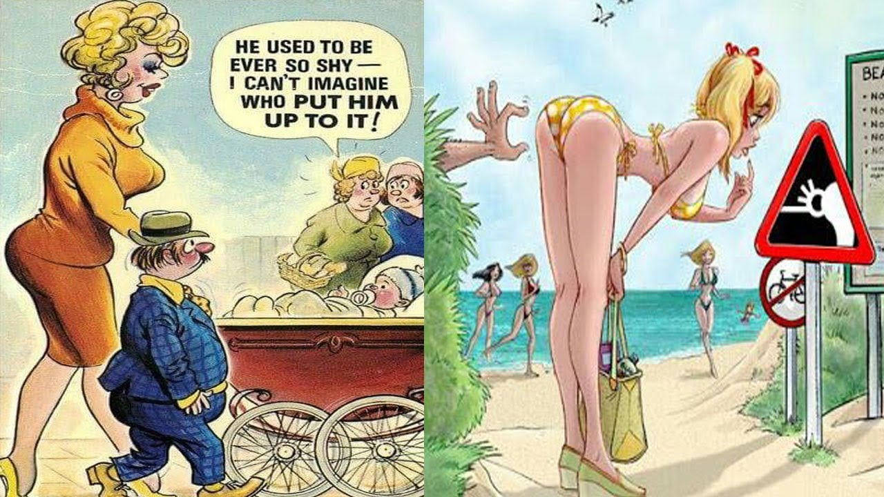 Adult Cartoon Comics beautiful comics illustrations of all time | adult cartoons