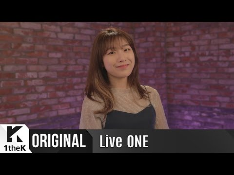 Live ONE(라이브원): Full Ver. CHEEZE(치즈)_Be There