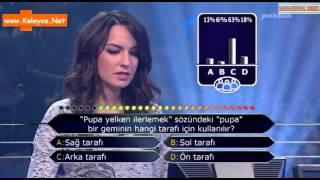 Gambar cover Kim milyoner olmak ister 22 ekim 2014 Seda Yıldırım 387. bölüm