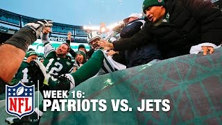 Jets Game-Winning Overtime Touchdown Drive | Patriots vs. Jets | NFL