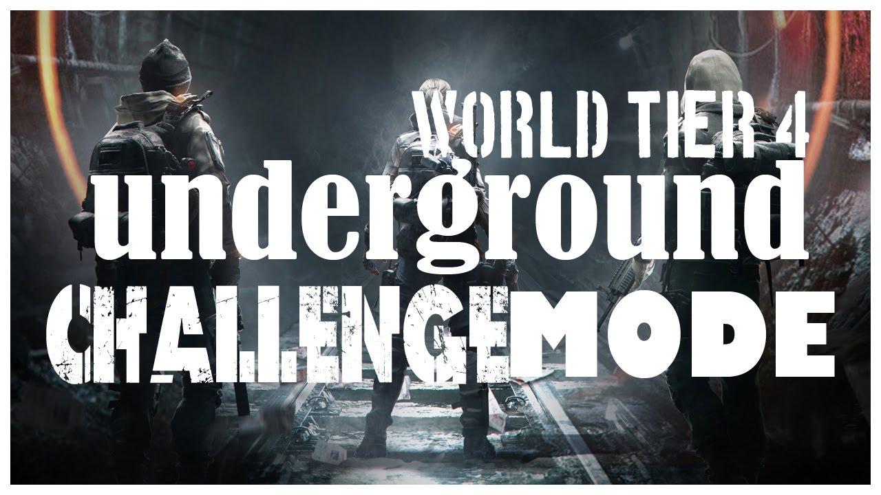 Matchmaking division underground