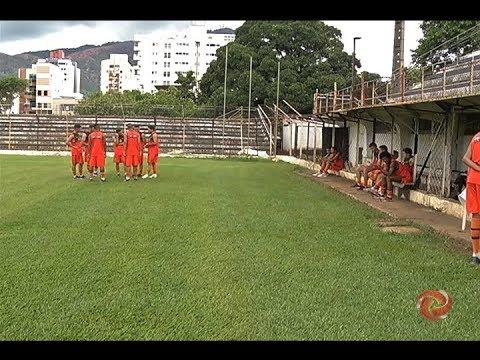 VALADARES: Democrata na preparação para o Mineiro 2018
