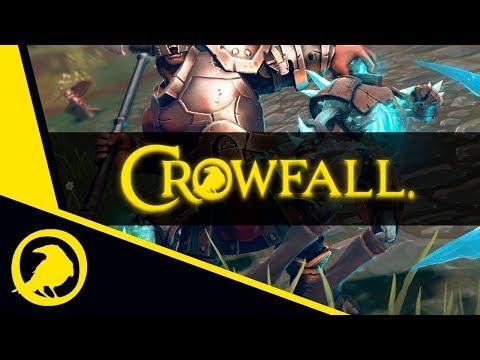 Crowfall скачать, скачать бесплатно, скачать игру, скачать торрент