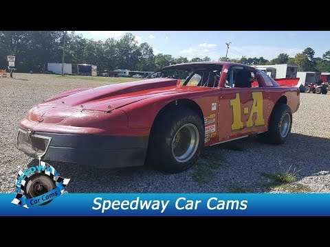 #1-A James Marr - A-Hobby - 8-18-17 Boyd's Speedway - In Car Camera