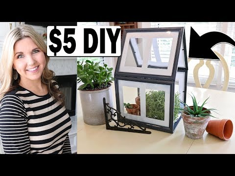 Pottery Barn Inspired ⭐ DIY Dollar Tree Farmhouse Decor