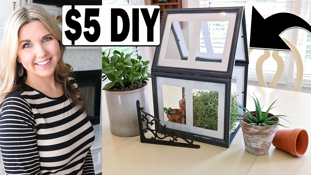 Pottery Barn Inspired ⭐ Diy Dollar Tree Farmhouse Decor