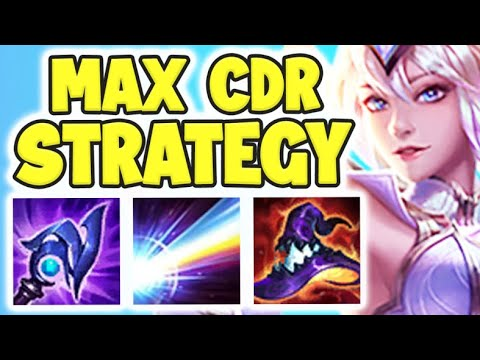 Download WTF! ONE TEAM FIGHT = 5 LUX ULTS??? NEW MAX CDR LUX STRATEGY IS 100% DUMB! - League of Legends
