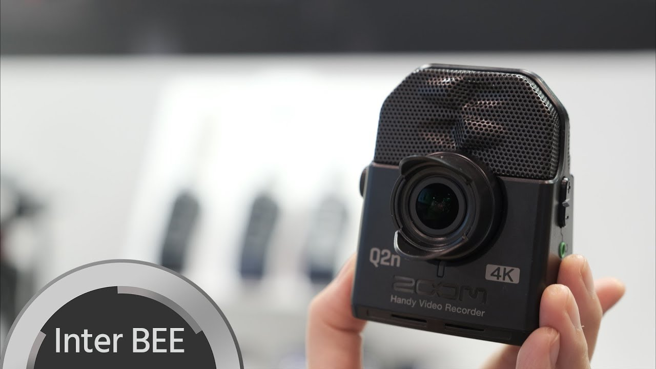 Zoom Q2n-4K - New Version of the Musician's Camera