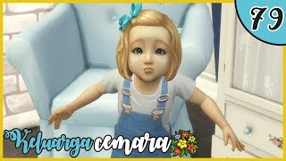 "Gambar cover ""😍 GEMES BANGET AURELLIE NYA 😍"" | Ep.79 | The Sims 4 Cemara Family"