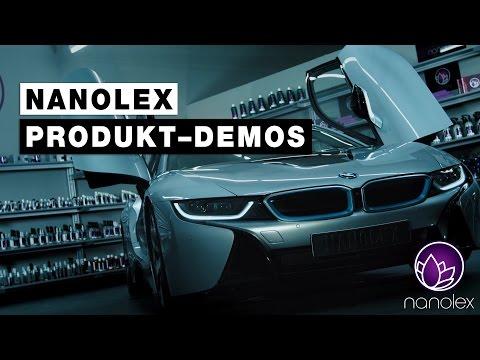 Nanolex - Nano Surface Solutions Product Demos 2015