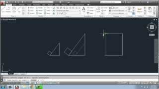 AutoCAD 2013 - 2D Drafting Basics - Part 20 - Scale - Brooke Godfrey