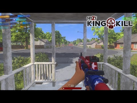 ROYALTY RANK TODAY?!?!?!?! LOL NOPE!!!!!!!!!!!!! - H1Z1 King of the Kill Gameplay!