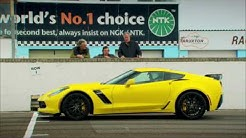 Clarkson, Hammond and May found a new racing driver.