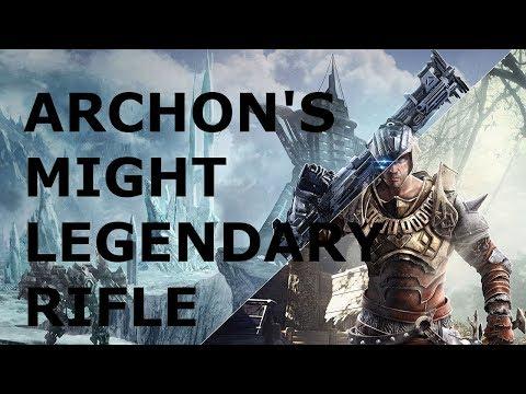 [Elex] Archon's Might