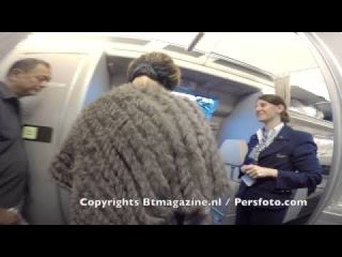 Turkish Airlines Business Class Singapore Istanbul Amsterdam Part 2 of 2