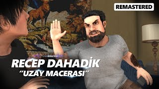 Animatrak - Recep Dahadik Uzay Macerası (Remastered)