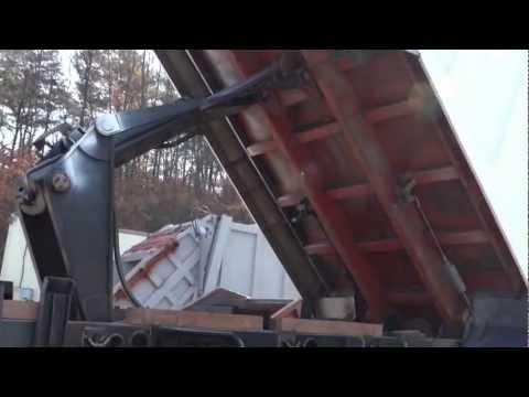 Korean new Dump Truck Autowini.com Hyundai HD270 vega 003