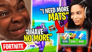 Scamming my Fortnite Teammates for all of Their Loot..