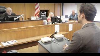 Surprise Wedding Proposal at Kansas City Municipal Court
