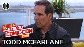 Todd McFarlane Interview: Spawn 301 & Status of the Movie