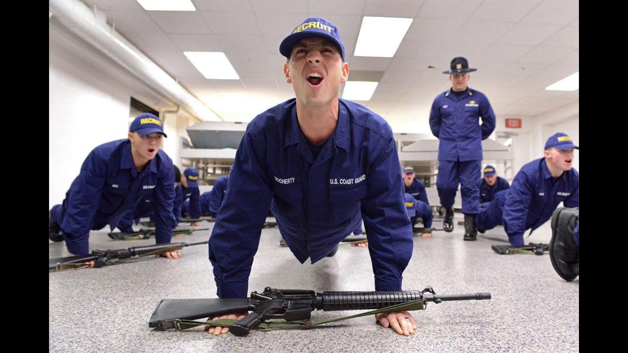 USCG Coast Guard Boot Camp - Welcome to USCG Training ...