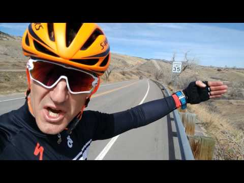 Ironman Boulder bike course 2017