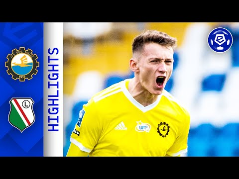Stal Mielec Legia Goals And Highlights