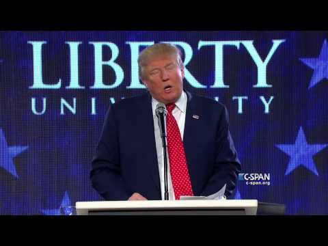 "Donald Trump: ""Two Corinthians..."" (C-SPAN)"