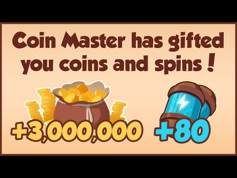 Coin master free spins and coins link 11.08.2020
