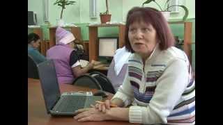 Компьютерные курсы для пенсионеров. Computer courses for seniors.