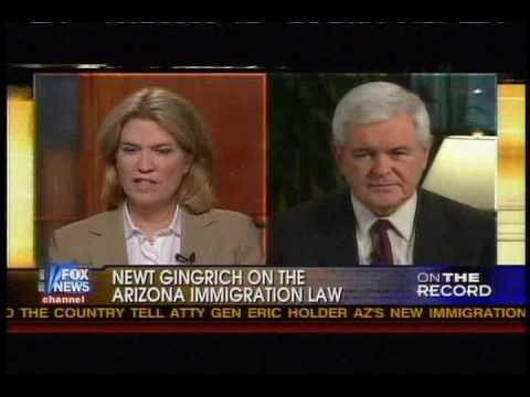 Newt Gingrich: Obama's Troops is a Public Relations Stunt